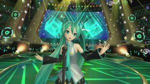 Hatsune Miku VR Future Live 3rd Stage Announced