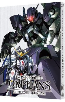 Iron Blooded Orphans DVD 9