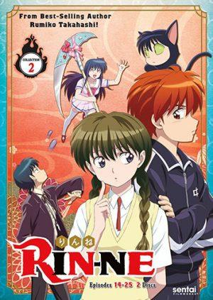 Kyoukai no Rinne dvd 2