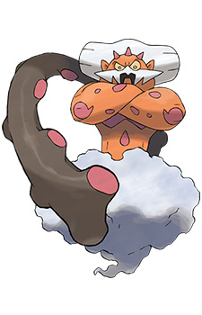 Landorus pokemon