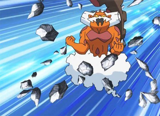 Landorus pokemon capture