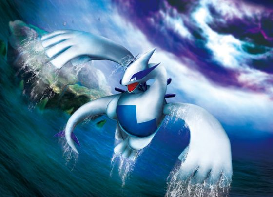 Lugia pokemon wallpaper