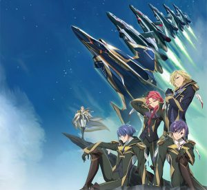Top 10 Wind Riding Macross Delta Characters