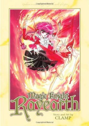 Magic Knight Rayearth manga