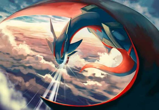 Mega Salamence pokemon wallpaper