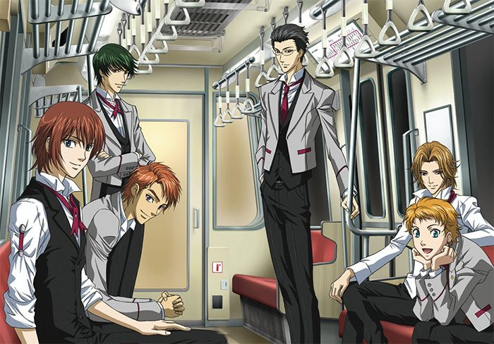 Miracle Train Oedo-sen e Youkoso wallpaper