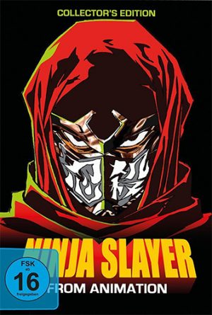 Ninja Slayer from Animation dvd