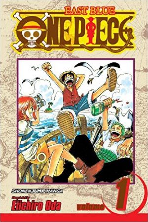 One Piece manga 1