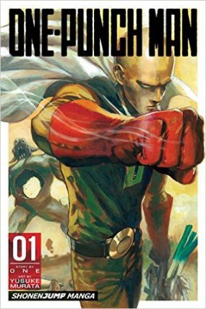 One Punch Man manga 1