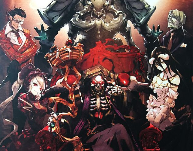 Overlord Anime Movie Teaser Visual Released