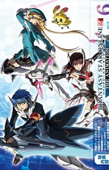 Phantasy Star Online 2 The Animation 6