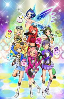 Pretty Rhythm- Rainbow Live