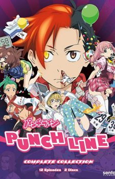 Punch Line dvd