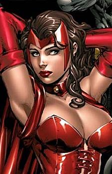 Scarlet Witch x-men