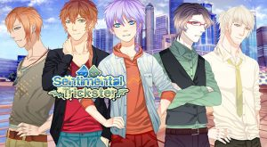 Yaoi/BL Game Review - Sentimental Trickster - Mac Demo [PC, Linux]