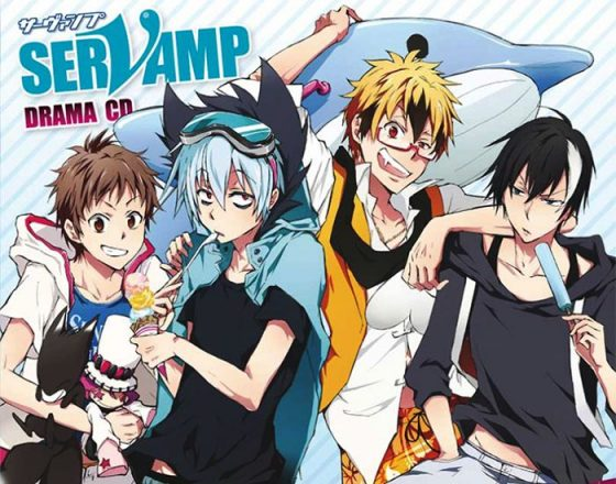 Servamp wallpaper