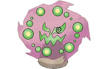 Spiritomb pokemon