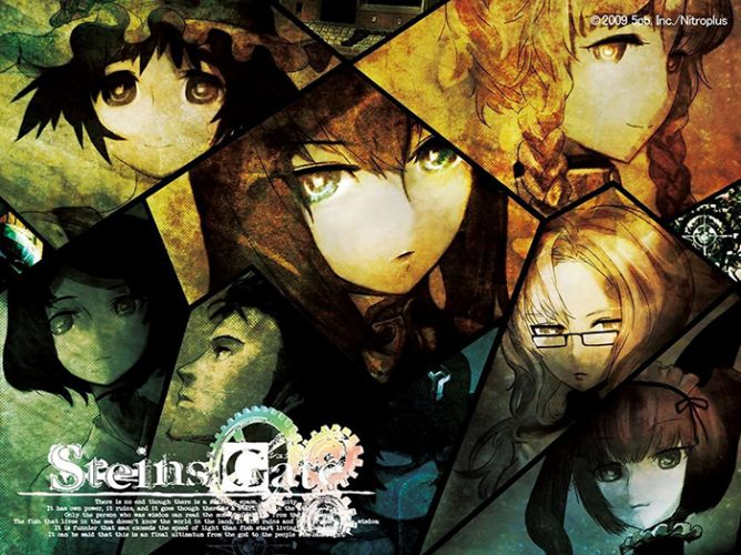 Steins Gate Steins;Gate wallpaper