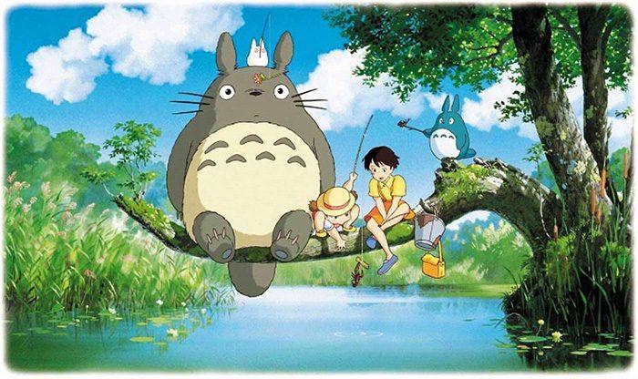 Tonari-no-Totoro-wallpaper-4-20160808003111-700x416 Las 10 mejores películas de anime para niños
