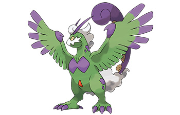 Tornadus-Therian pokemon