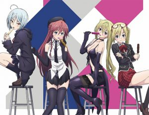 [Thirsty Thursday] Top 5 Trinity Seven Ecchi Scenes