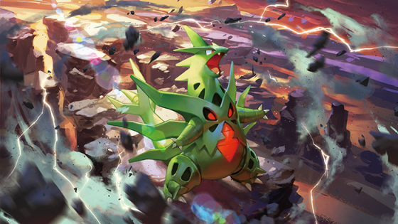 Tyranitar pokemon wallpaper