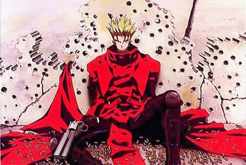 Vash-1 Trigun capture