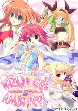 WIZARD GIRL AMBITIOUS GAME