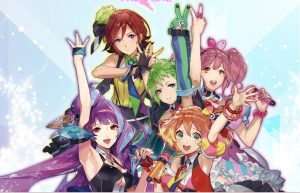 Walkure Official Site Image