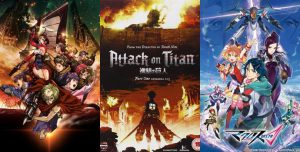 [Action Spring 2016] Liked Attack on Titan? Watch This!