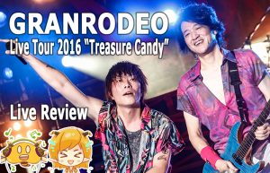 granrodeo-560x373 GRANRODEO Announces New Album Pierrot Dancin'