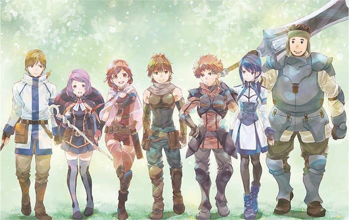 hai-to-gensou-no-grimgar-Wallpaper-700x443 Top 10 Sword and Sorcery Anime [Updated Best Recommendations]