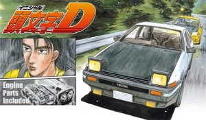 Top 10 Fastest Initial D Characters