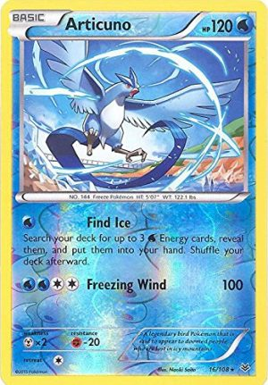 pokemon-Articuno-300x431 Top 5 Fighting Pokemon in Sun and Moon