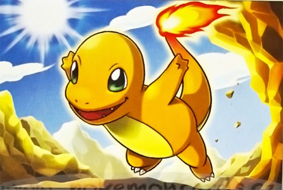 pokemon charmander wallpaper