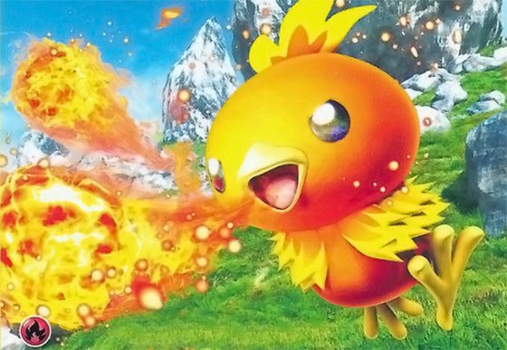 pokemon torchic wallpaper