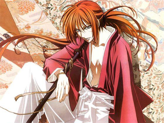 rurouni kenshin himura kenshin wallpaper