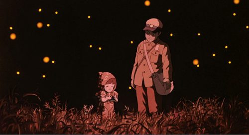 2 Grave of the Fireflies Capture