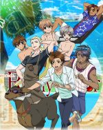 Ame-iro Cocoa 3rd Season Unveils 3rd Season Key Visual and Air Date!