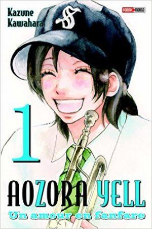 Aozora Yell manga