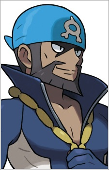Archie Pokemon Advanced Generation