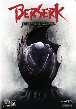 Berserk dvd