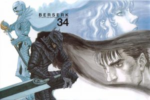 Berserk-manga-355x500 Berserk Announces Return to Publication!