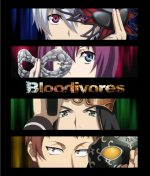 Bankrobber Vampire Anime Bloodivores Reveals PV & Four Characters!
