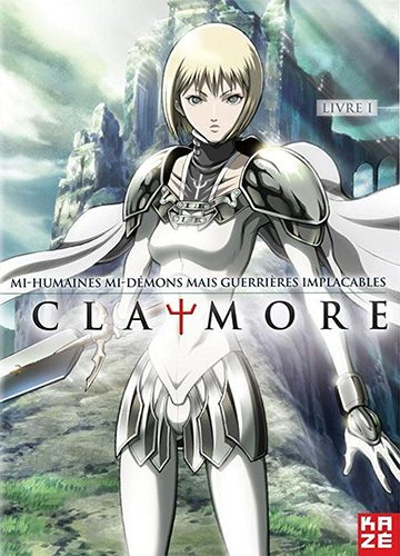 Claymore-Wallpaper-625x500 Anime Rewind: Claymore - Youma Slayer