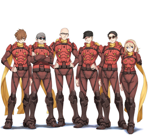 Cyborg009-Call-of-Justice Cyborg009 Movie Reveals Theme Songs and Visual