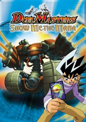 Duel Masters dvd