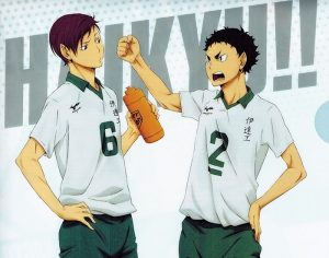 Top 5 Haikyuu!! Yaoi/BL Pairings