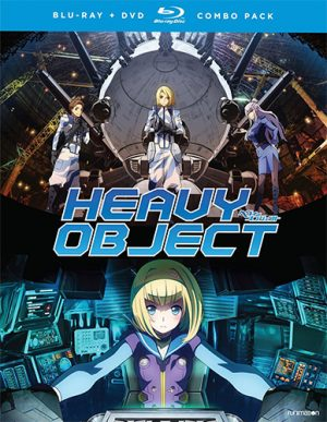 Heavy Object DVD
