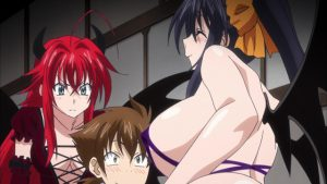 highschool-dxd-dvd-300x373 [Thirsty Thursday] Top 5 High School DxD Ecchi Scenes